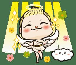 1004 My little angel sticker #1152200