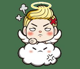 1004 My little angel sticker #1152204