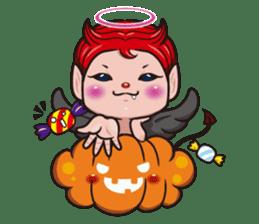 1004 My little angel sticker #1152218