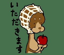 Scarf Minipin festival! sticker #1152913