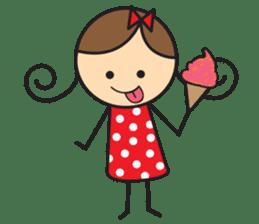 Mr. Garlic in love sticker #1153032