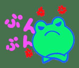 kerochamp sticker sticker #1153281