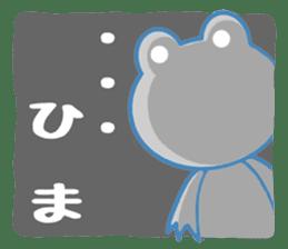 kerochamp sticker sticker #1153298