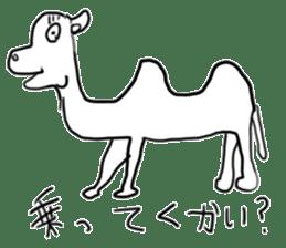 animal sticker sticker #1154330