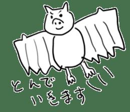 animal sticker sticker #1154333