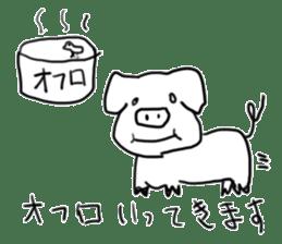 animal sticker sticker #1154334