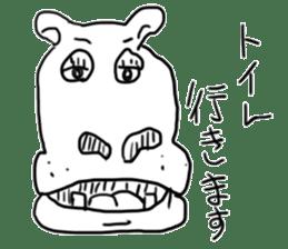 animal sticker sticker #1154335