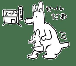 animal sticker sticker #1154336