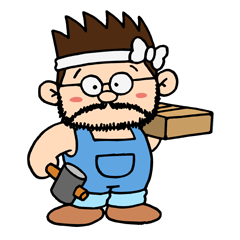 Mambo the carpenter