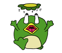 Bootaro of the kappa sticker #1155827