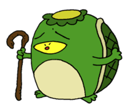 Bootaro of the kappa sticker #1155833