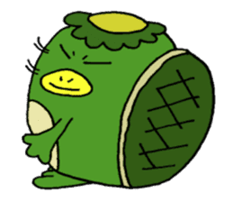 Bootaro of the kappa sticker #1155837
