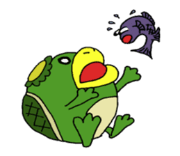 Bootaro of the kappa sticker #1155846