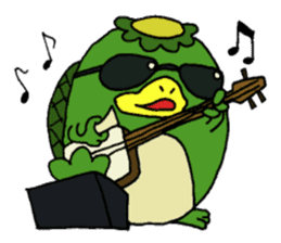Bootaro of the kappa sticker #1155853