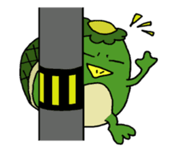 Bootaro of the kappa sticker #1155858