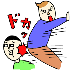 Mr.Tukkomi and Mr.Koboke