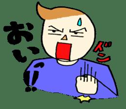 Mr.Tukkomi and Mr.Koboke sticker #1156548