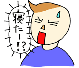 Mr.Tukkomi and Mr.Koboke sticker #1156550