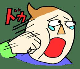 Mr.Tukkomi and Mr.Koboke sticker #1156557