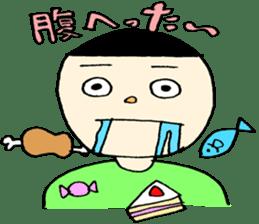 Mr.Tukkomi and Mr.Koboke sticker #1156567
