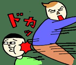 Mr.Tukkomi and Mr.Koboke sticker #1156584