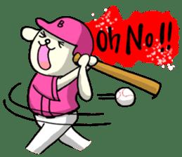 For Baseball lovers sticker #1158722