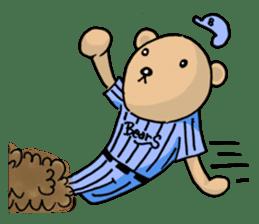 For Baseball lovers sticker #1158732