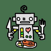 The ROBOTETSU sticker of kiyoshi sticker #1158952