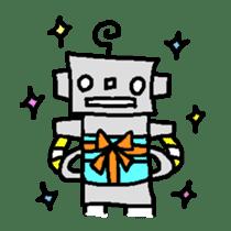 The ROBOTETSU sticker of kiyoshi sticker #1158957