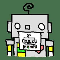 The ROBOTETSU sticker of kiyoshi sticker #1158961