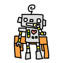 The ROBOTETSU sticker of kiyoshi sticker #1158963