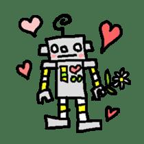 The ROBOTETSU sticker of kiyoshi sticker #1158964