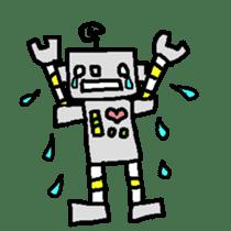 The ROBOTETSU sticker of kiyoshi sticker #1158965