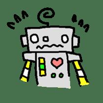 The ROBOTETSU sticker of kiyoshi sticker #1158967