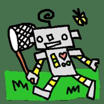 The ROBOTETSU sticker of kiyoshi sticker #1158973