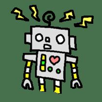 The ROBOTETSU sticker of kiyoshi sticker #1158975