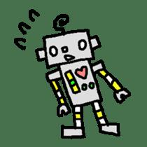 The ROBOTETSU sticker of kiyoshi sticker #1158979