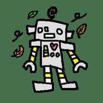 The ROBOTETSU sticker of kiyoshi sticker #1158980