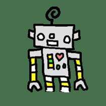The ROBOTETSU sticker of kiyoshi sticker #1158984