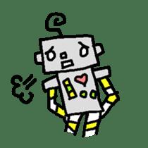 The ROBOTETSU sticker of kiyoshi sticker #1158985