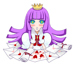 Princess Purple sticker #1159589