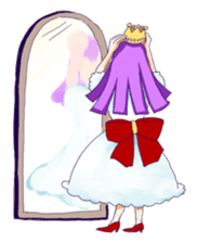 Princess Purple sticker #1159602