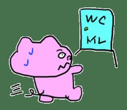 pig sticker sticker #1161189