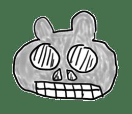 pig sticker sticker #1161206