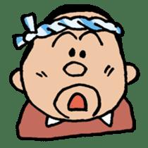 Masao Saitou sticker #1162827