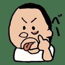Masao Saitou sticker #1162829