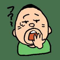Masao Saitou sticker #1162833