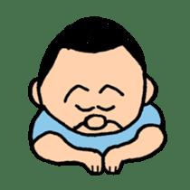 Masao Saitou sticker #1162836