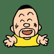 Masao Saitou sticker #1162839