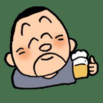 Masao Saitou sticker #1162841
